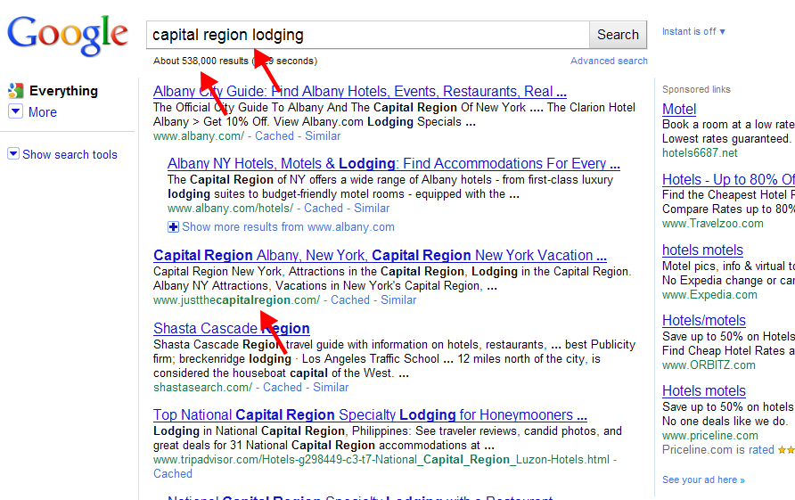 Capital Region Motel Advertising, Capital Region Lodging Advertising, Advertising For Motels, Lodging Advertising, Capital Region, NY, Motel Advertising